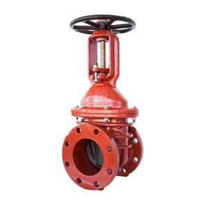 Mueller OS and Y Gate Valve