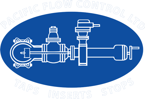 Pacific Flow Control Hot tapping Line Inserts Line Stops