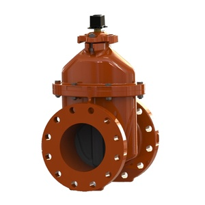 3 to 12 inch resilient wedge gate valve