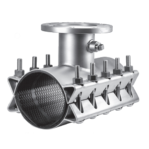 JCM 432 Stainless Tapping Sleeve